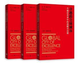 卓越的全球城市:不确定未来中的战略与治理(套装共3册)