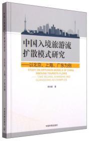 中国入境旅游流扩散模式研究
