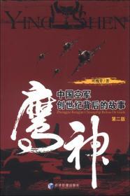 鹰神:中国空军创世纪背后的故事(第2版)