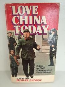 中国报道:宗教、文学与文化 Love China Today 英文原版书