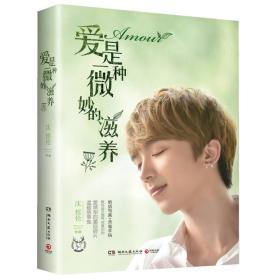 爱是一种微妙的滋养 沈煜伦 湖南文艺出版社 9787540472733