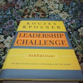The Leadership Challenge, 4th Edition 领导力(第4版)