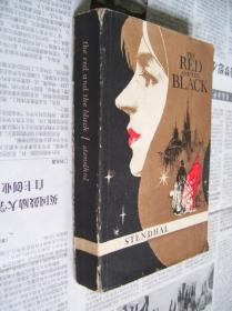THE  RED  AND  THE  BLACK(交流本:红与黑,缺封底)
