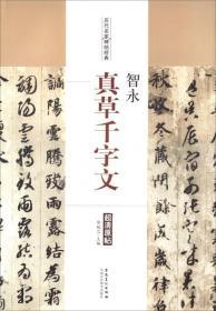 历代名家碑帖经典:智永·真草千字文