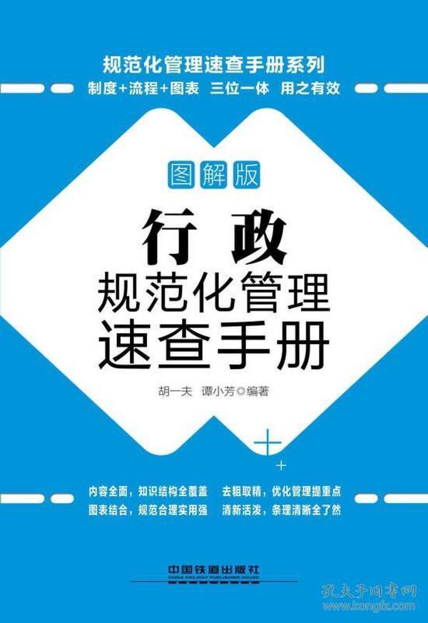 行政规范化管理速查手册(图解版)(附光盘)