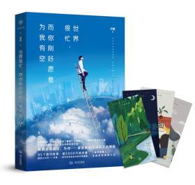 世界很忙而你刚好愿意为我有空 尺度 武汉出版社 9787558209949 ~大学生高校考研教材