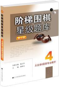阶梯围棋星级题库.4,从业余6段到专业棋手