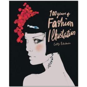 100 Years of Fashion Illustration,时装插图100年