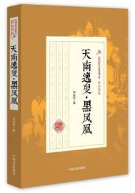 天南逸叟·黑凤凰/民国武侠小说典藏文库