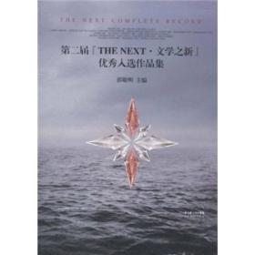 """第二届""""THE NEXT·文学之新""""优秀入选作品集"""
