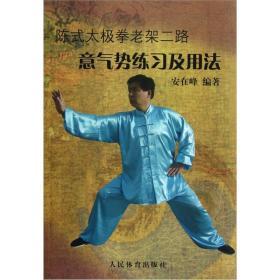 陈式太极拳老架二路意气势练习及用法