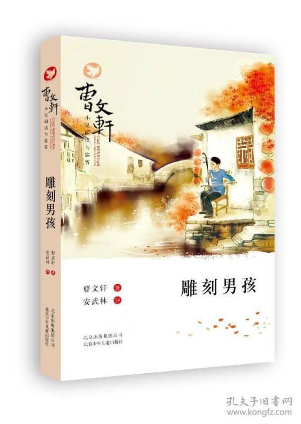 曹文轩小说阅读与鉴赏:雕刻男孩