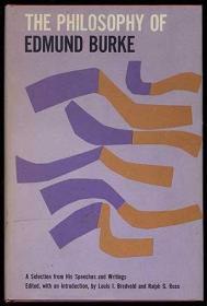 现货The Philosophy of Edmund Burke BURKE