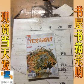 作文与考试 2007 初中版  18  20 21 23 共4本合售