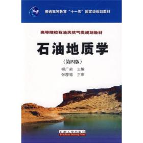 正版库存 石油地质学