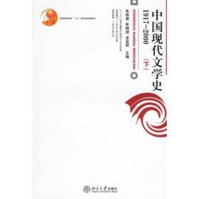 中国现代文学史(1917-2000)(下) 朱栋霖 朱晓进 龙泉