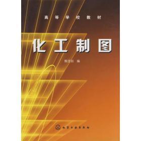 正版二手包邮化工制图 熊洁羽 化学工业出版社 9787502598907