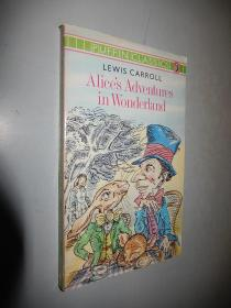 Alices Adventures in Wonderland (Puffin Classics) by Lewis Carroll