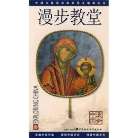 中国文化深度旅游图文指南丛书:漫步教堂