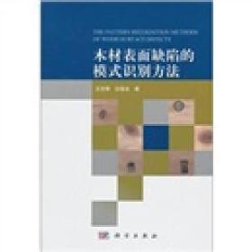木材表面缺陷的模式识别方法/作者王克奇等/科学出版社