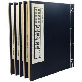 西北大学藏民国时期教育部艺术文物考察团西北摄影集选
