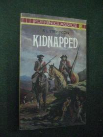 英文原版 Kidnapped