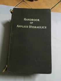 HANDBOOK OF APPLIED HYDRAULIS.