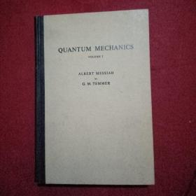 QUANTUM MECHANICS    VOLUME  1    量子力学1