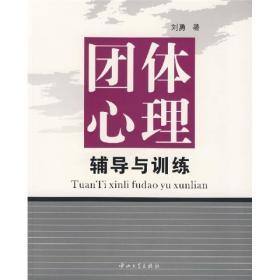 二手正版 团体心理 辅导与训练 刘勇 心理学 中山大学出版社9787306028686