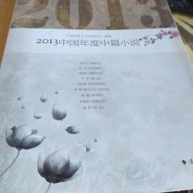 2013中国年度中篇小说(上下)