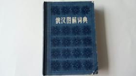 俄汉图解词典  001