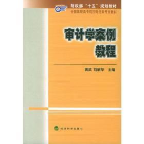 审计学案例教程