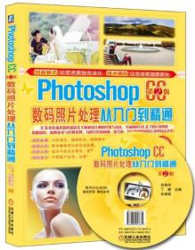 Photoshop CC数码照片处理从入门到精通*