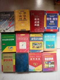 双色版新世纪学生组词造句词典