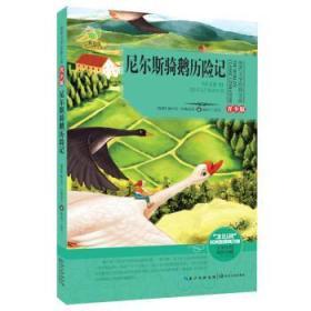 尼尔斯骑鹅历险记世界文学经典文库青少版  978753546497