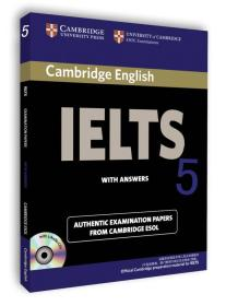IELTS 5 (粉色皮)
