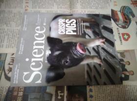 英文科学杂志 Science 2017/09/22 NO.6357 外文原版英国著名杂志