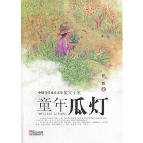 中国当代儿童文学散文十家- 童年瓜灯