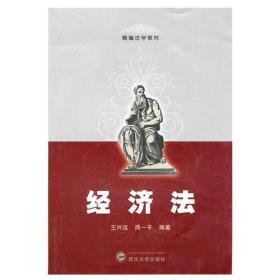二手经济法王兴运周一平武汉大学出版社9787307080546