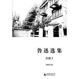 新民说 鲁迅选集·杂感I
