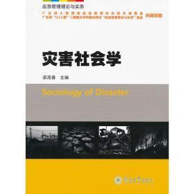 灾害社会学(应急管理理论与实务)