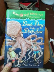 Dark Day in the Deep Sea (Magic Tree House, No. 39)神奇树屋系列