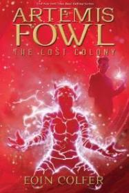 正版二手!Artemis Fowl: The Lost Colony (Book 5)