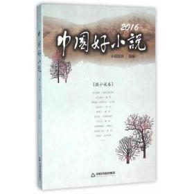 2016中国好小说 微小说卷