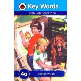 Key Words: 4a Things we do 关键词4a:我们做的事情