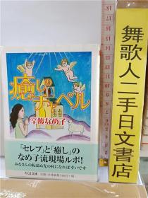 癒しのチヤぺル  辛酸なめ子    64开ちくま文库综合书    日文原版