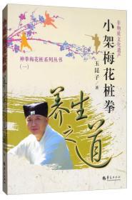 正版 小架梅花桩拳 玉昆子 华夏出版社