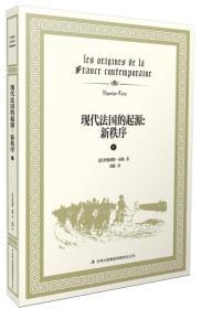 现代法国的起源:新秩序
