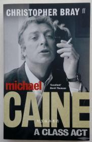 《Michael Caine》英国著名演员迈克尔·凯恩传记英文原版