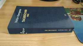 Tagebüchern 1942 英文原版书 1942年的日记